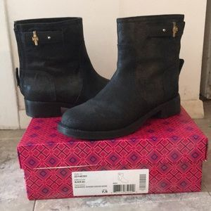 Tory Burch booties size 7.5